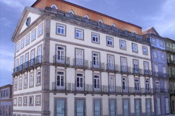 Hotel Carris Porto Ribeira - фото 22