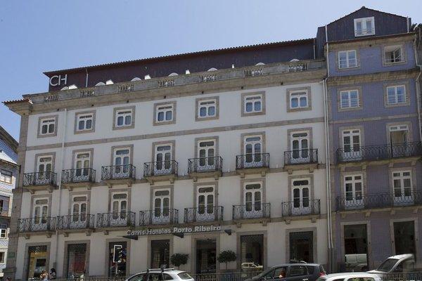 Hotel Carris Porto Ribeira - фото 23