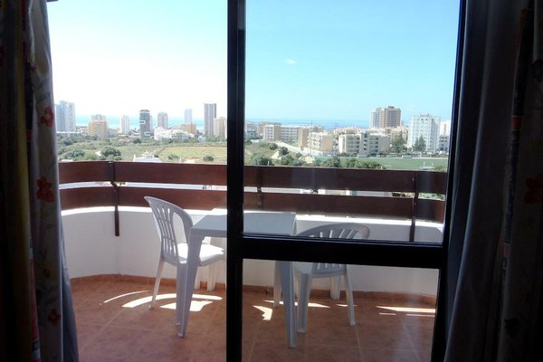 Mirachoro III Apartamentos Rocha - фото 16