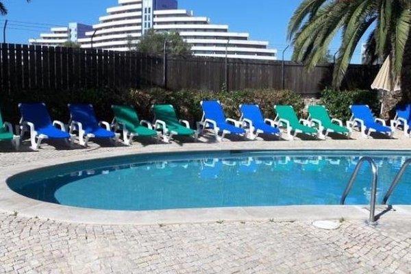 Mirachoro III Apartamentos Rocha - фото 20