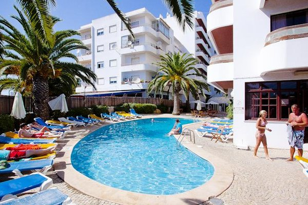 Mirachoro III Apartamentos Rocha - фото 21
