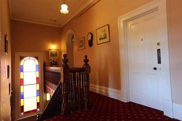 Kilmarnock House Edwardian Accommodation - фото 15