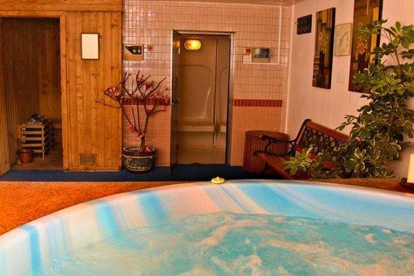 Arabian Courtyard Hotel & Spa - фото 10