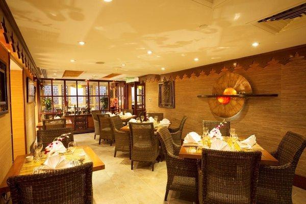 Arabian Courtyard Hotel & Spa - фото 15