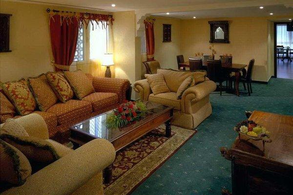 Arabian Courtyard Hotel & Spa - фото 8