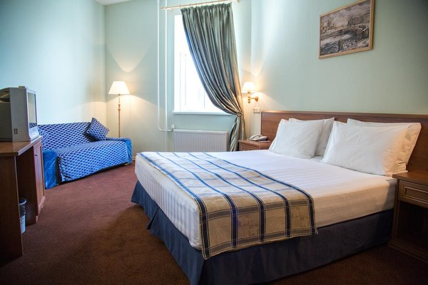 Отель «Петро Спорт» - фото 1