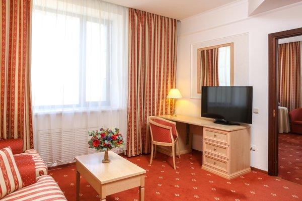 Отель Бородино - фото 4