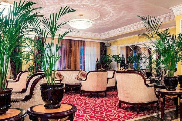 Отель Мандарин - фото 10
