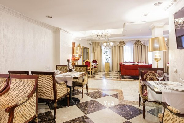 Отель Мандарин - фото 6