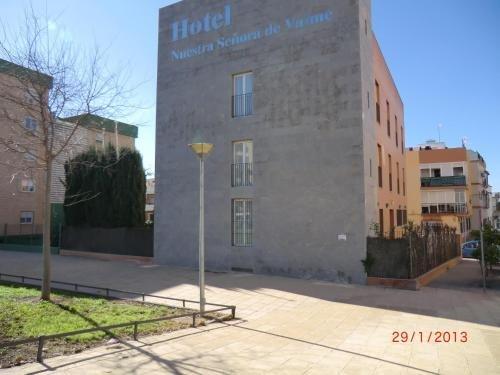 Hotel Nuestra Senora de Valme - фото 21