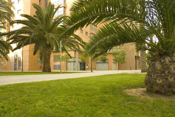 Apartamentos Plaza Picasso - фото 21