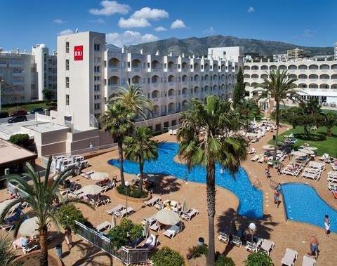 Riu Costa Lago Hotel Torremolinos - All Inclusive - фото 22