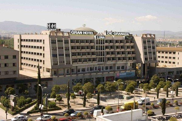 Sercotel Gran Hotel Luna de Granada - фото 23