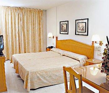 Гостиница «LUNA ARABIAL», Гранада