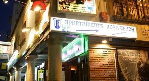 Apartaments Rosa Clara - фото 13