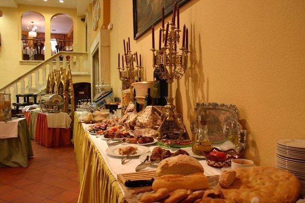 Hotel Fernan Gonzalez - фото 14