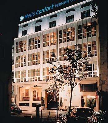 Hotel Fernan Gonzalez - фото 22