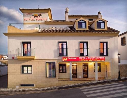 Hotel Ruta del Poniente - фото 11