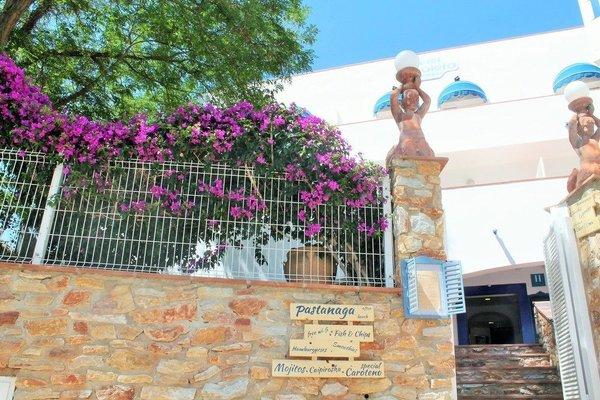 Отель «La Caleta de Tamariu», Тамариу