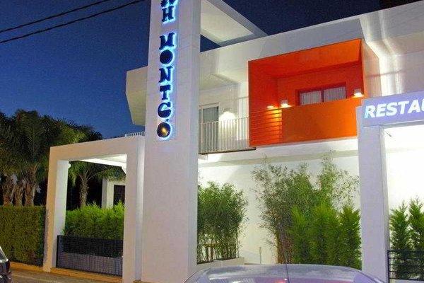 Hotel Montgo - фото 19
