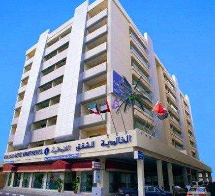 Khalidia Hotel Apartments - фото 22