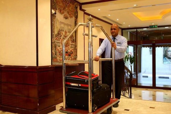 Khalidia Hotel Apartments - фото 3