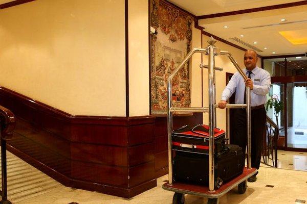 Khalidia Hotel Apartments - фото 8