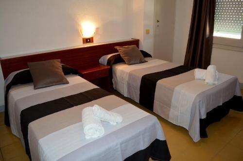 Hotel Gesoria Porta Ferrada - фото 1