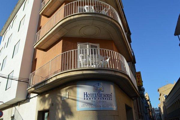 Hotel Gesoria Porta Ferrada - фото 23