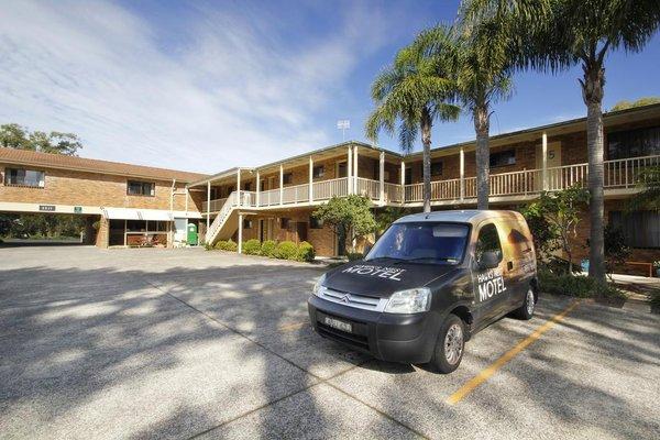 Hawks Nest Motel - фото 23