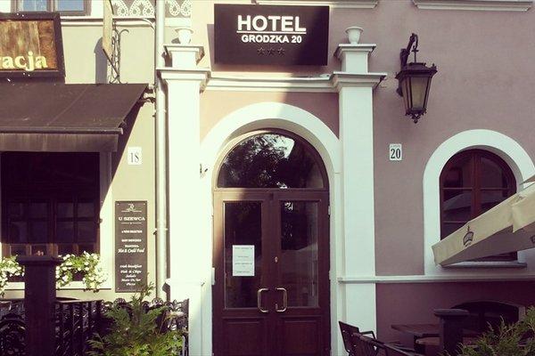 Hotel Grodzka 20 - фото 19