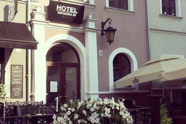 Hotel Grodzka 20 - фото 23
