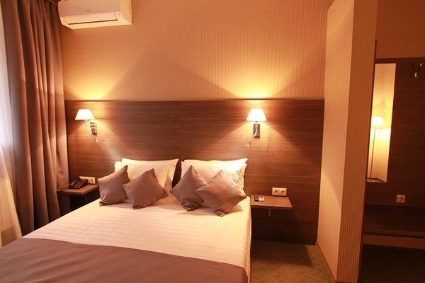 Отель Villa Diana - фото 1