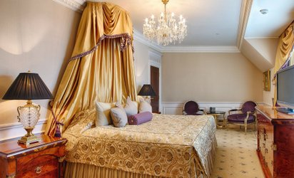 Senator Apartaments Ekzekʹutiv Kort Kiev Ukraine Hotel
