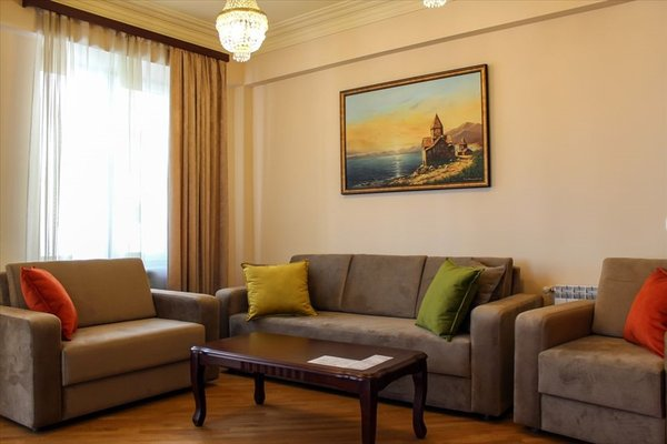 Kantar Hotel - фото 7