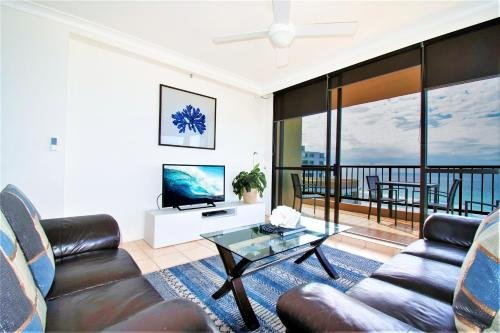 Capricorn One Beachside Holiday Apartments - фото 5