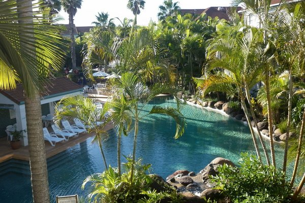 Grande Florida Beachside Resort - фото 20