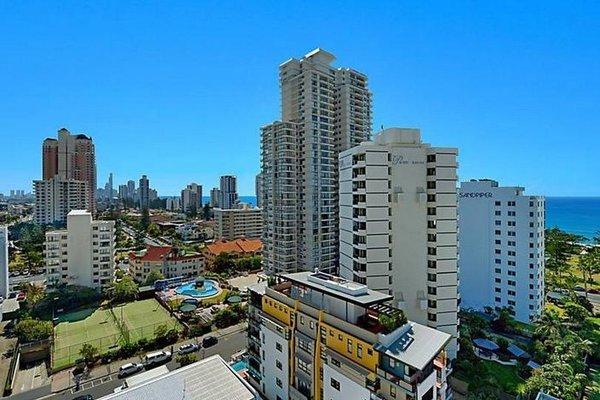 Victoria Square Apartments - фото 23