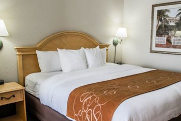 Comfort Suites Downtown Orlando