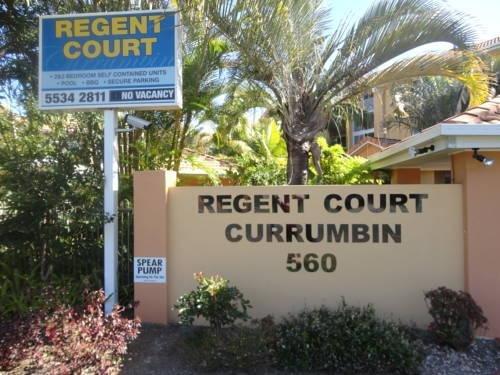 Regent Court Holiday Apartments - фото 14