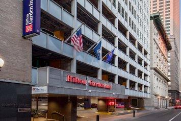 Hilton Garden Inn New Orleans French Quarter/CBD