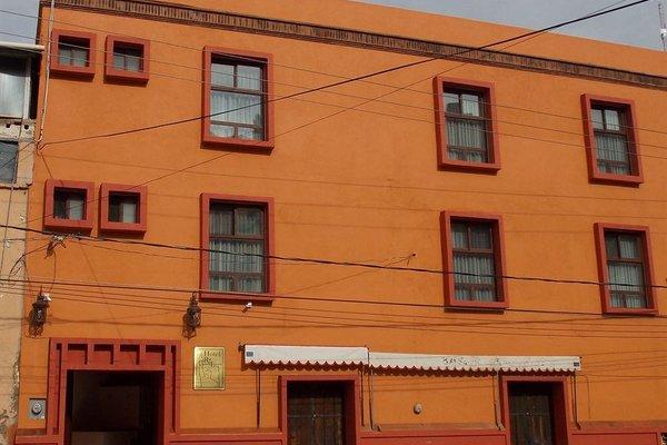 Hotel Real de Leyendas - фото 22