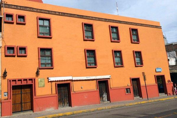 Hotel Real de Leyendas - фото 23