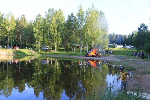 Hannilansalmi Camping - фото 15