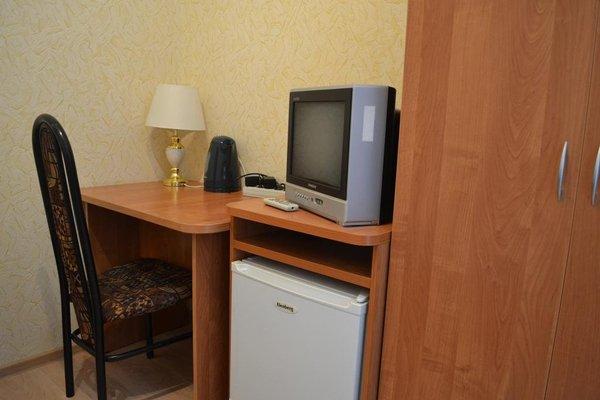 Гостиница Полярис - фото 1