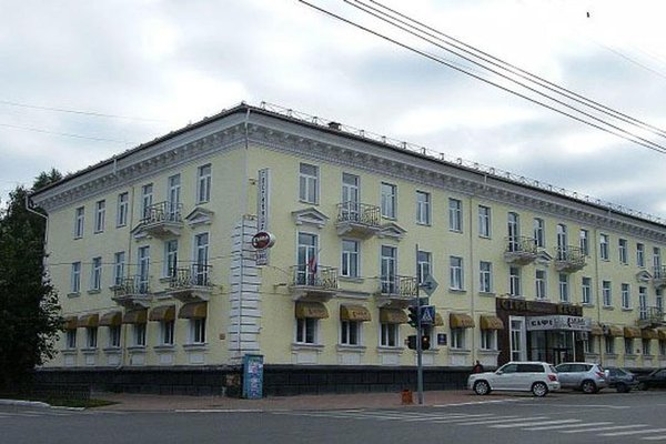 Гостиница Полярис - фото 5