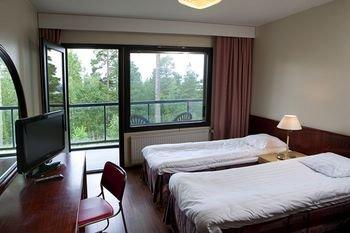 Гостиница «Tallukka», Ваакси