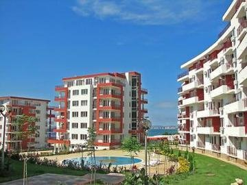 Apartments in Panorama Beach Complex - фото 2