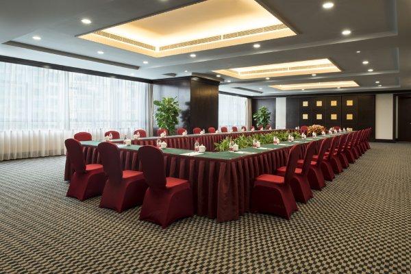 Soluxe Hotel Guangzhou - фото 17