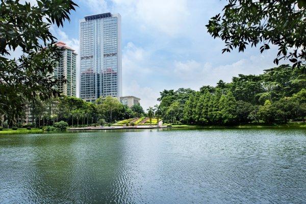 Soluxe Hotel Guangzhou - фото 22